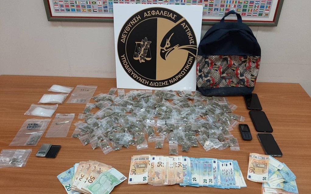 Εξαρθρώθηκε σπείρα διακίνησης ναρκωτικών – Πέντε συλλήψεις