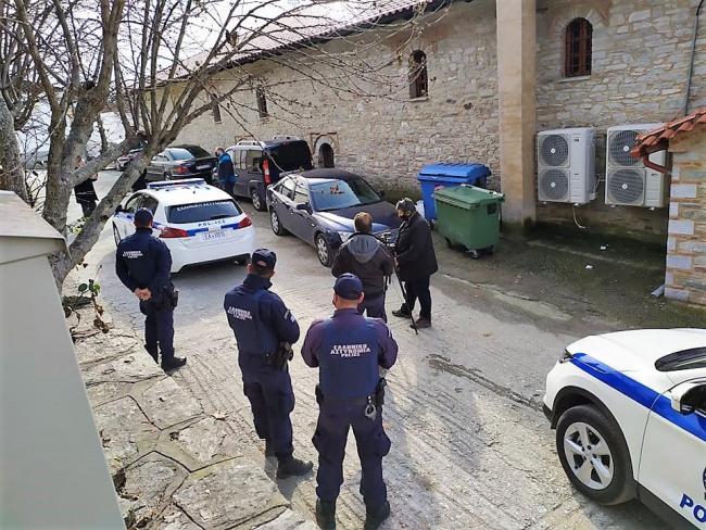 Ντοκιμαντέρ από Αμερικανικό Κανάλι για την Ελληνική Αστυνομία στη Τσαριτσάνη