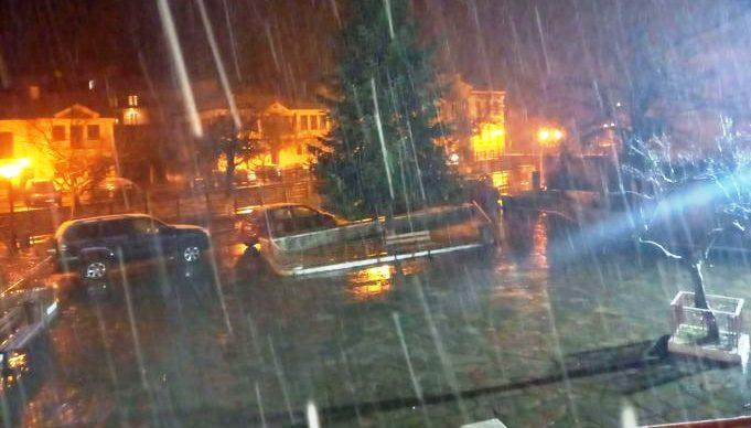 Κλειστά τα σχολεία αύριο στην Φλώρινα λόγω της χιονόπτωσης