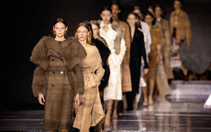 Μόνο ψηφιακά η Εβδομάδα Μόδας του Λονδίνου
