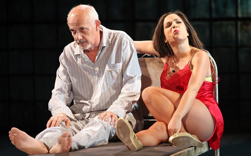 Νέα καταγγελία για τον Γιώργο Κιμούλη: Η Κατερίνα Γερονικολού «φωτογραφίζει» τον ηθοποιό – «Με φόβισες, με τρόμαξες»