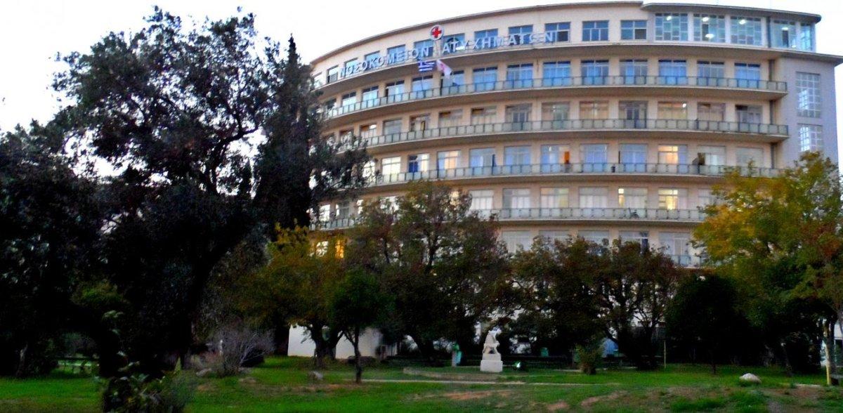 Σταθερή η κατάσταση της 18χρονης Λαρισαίας που έπαθε ηλεκτροπληξία στις γραμμές του ΟΣΕ