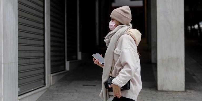 Meteo: Ψυχρή σιβηρική εισβολή με κάθετη πτώση της θερμοκρασίας από σήμερα -Bροχές στη Θεσσαλία