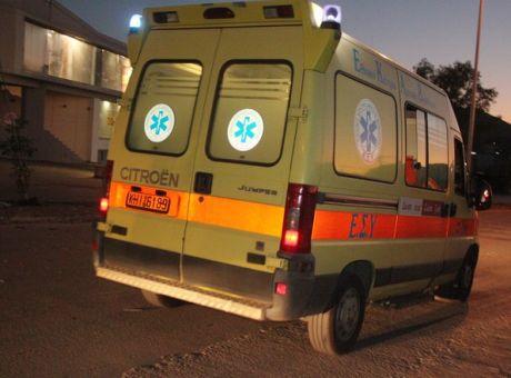 Νεκρός 21χρονος σε τροχαίο - Τρεις τραυματίες