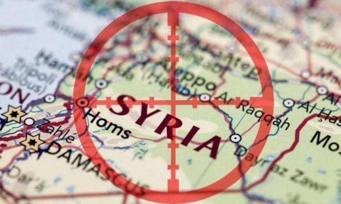 """""""Άνανδρη πράξη οι επιθέσεις των ΗΠΑ"""", λέει η Συρία"""