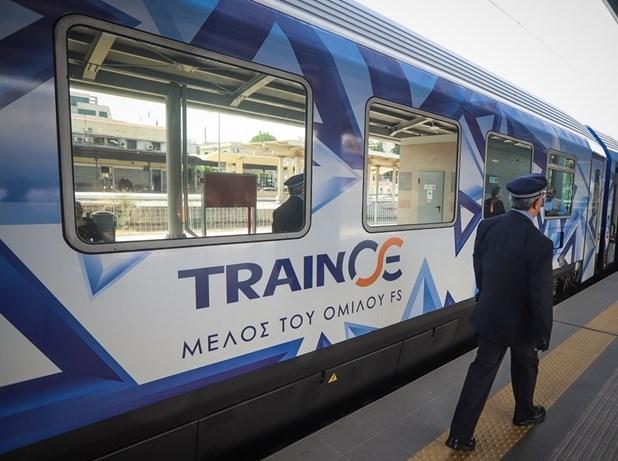 Λάρισα: Αρνητές μάσκας προκάλεσαν επεισόδιο σε δρομολόγιο τρένου προς Θεσσαλονίκη