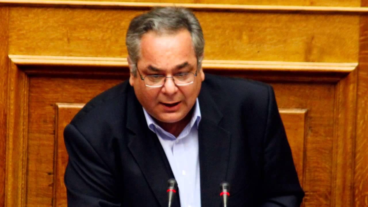 Ο Λαμπρούλης ρωτάει την υπουργό Παιδείας για την ανέγερση νέου Δημοτικού Σχολείου στη Φαλάνη του Δήμου Λαρισαίων