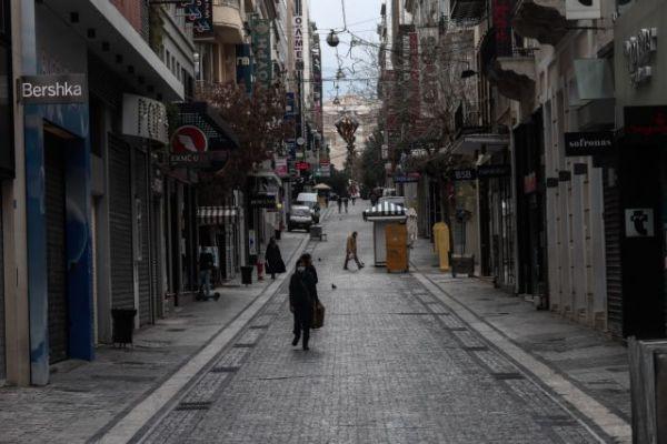Lockdown : Στο κόκκινο η μισή Ελλάδα – Τι θα κρίνει το άνοιγμα του λιανεμπορίου