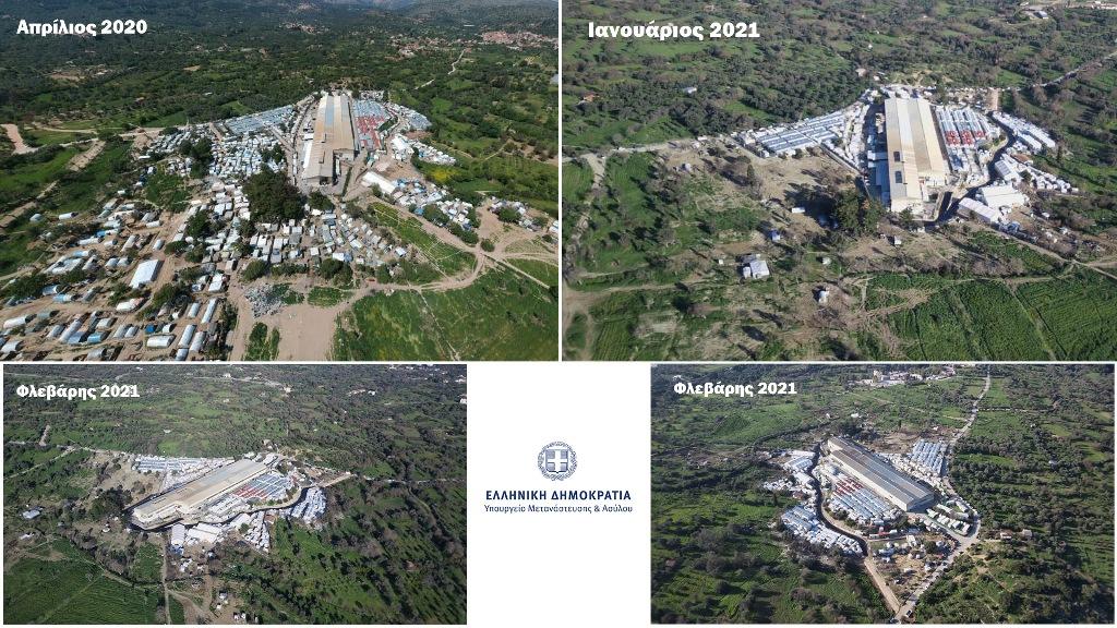 Ν. Μηταράκης: Η αποτύπωση της αποσυμφόρησης της Χίου σε μια εικόνα