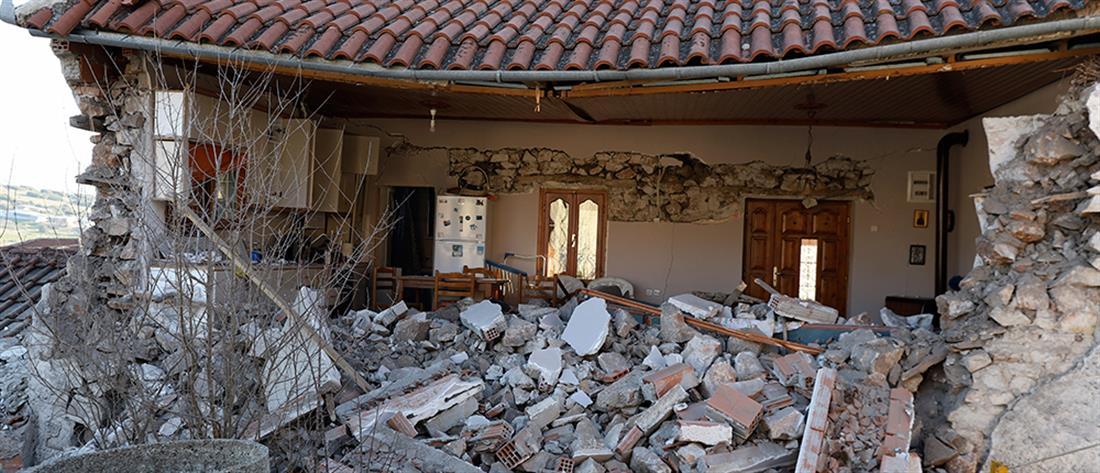 Σεισμός στην Ελασσόνα: τι έδειξε η αυτοψία σε 1000 κτήρια