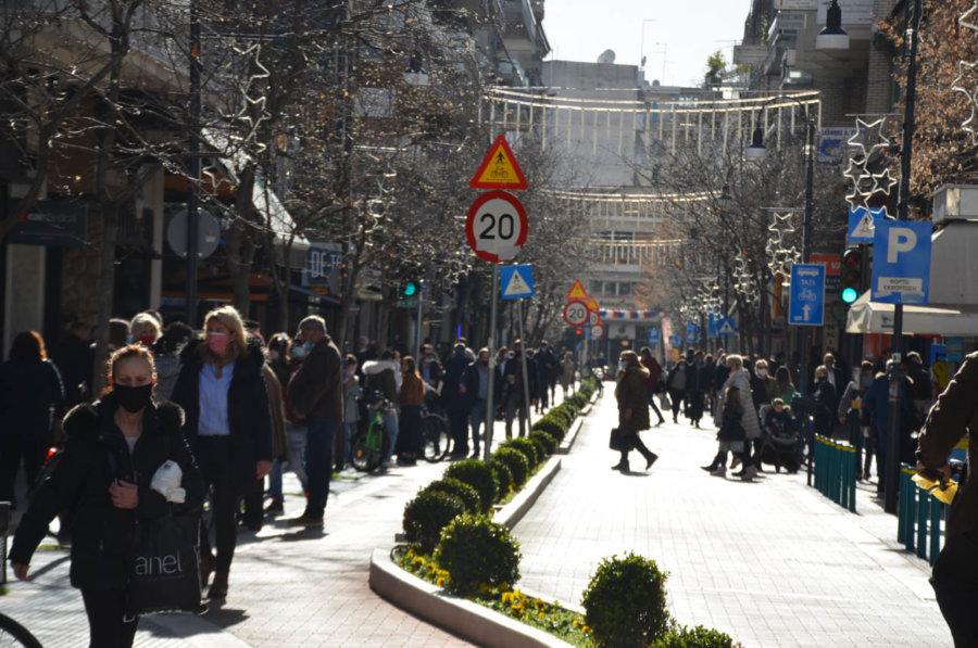 Χατζηχριστοδούλου: Λόγω της έξαρσης όλα τα σενάρια ανοιχτά για τη Λάρισα