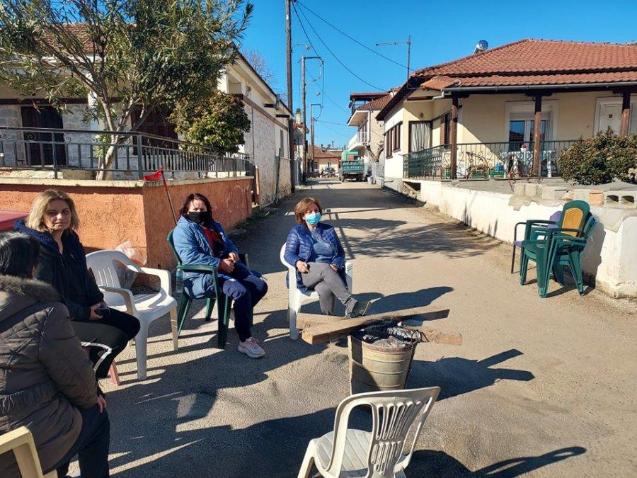 Οι κάτοικοι στο Δαμάσι μετρούν τις πληγές τους (video)