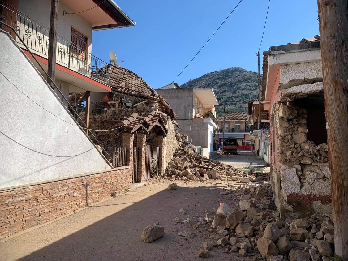 Κλειστά λόγω σεισμού τα γραφεία του Ιατρικού Συλλόγου Λάρισας