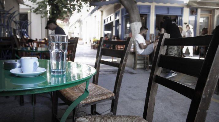 Λάρισα: Πλήρωσε ακριβά τις παραγγελίες – Σύλληψη και πρόστιμα σε καφενείο