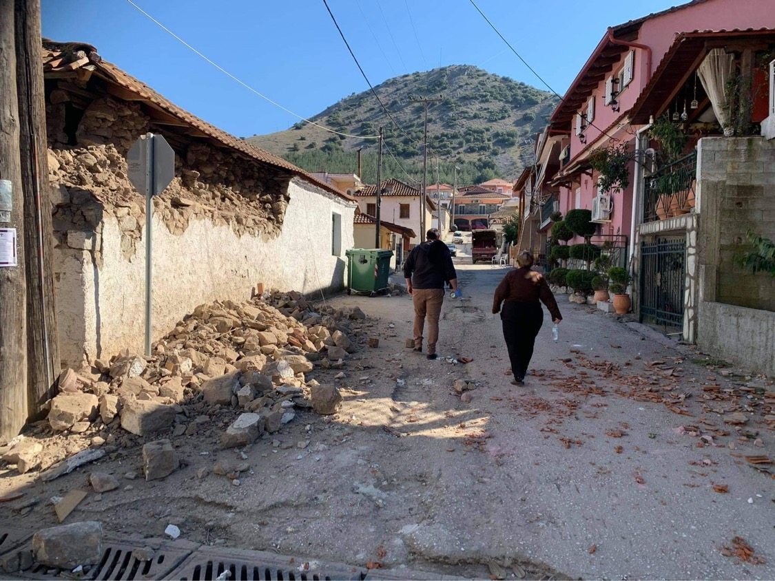 Σεισμός στη Λάρισα: Ξεκινούν εκτεταμένοι έλεγχοι σε κτίρια