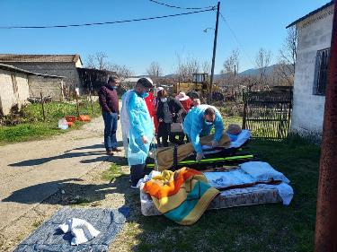 Κατέρρευσε η εκκλησία στο Κουτσόχερο από τον σεισμό