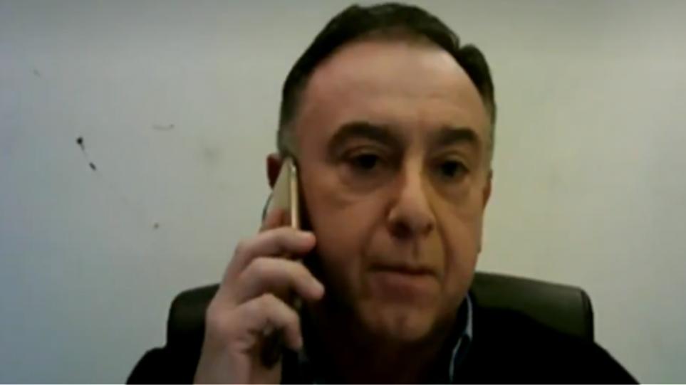 Ο μετασεισμός των 5,9 Ρίχτερ στην Ελασσόνα «χτύπησε» τον Κέλλα της ΝΔ σε live μετάδοση