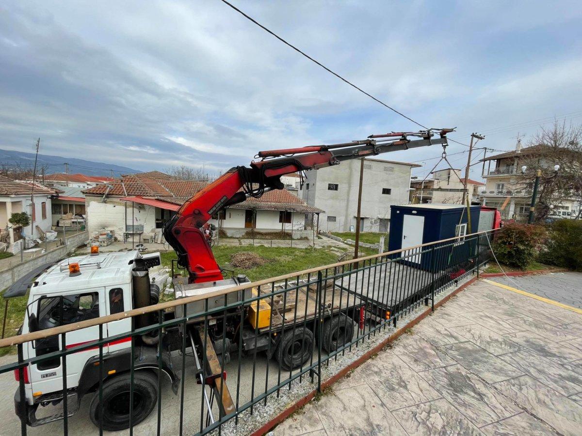 Η Exalco δίπλα στους σεισμόπληκτους της Ελασσόνας