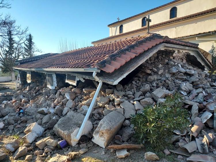 ΟΝΝΕΔ/ΔΑΠ-ΝΔΦΚ: Βοήθεια προς τους σεισμόπληκτους της περιοχής