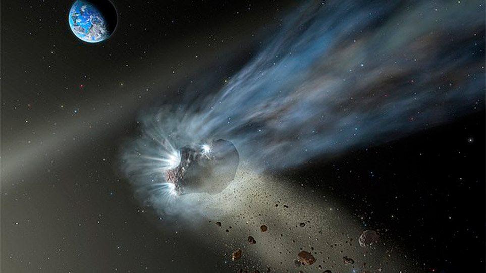 Είμαστε όλοι εξωγήινοι: Κομήτης προκάλεσε την «έκρηξη ζωής» στη Γη