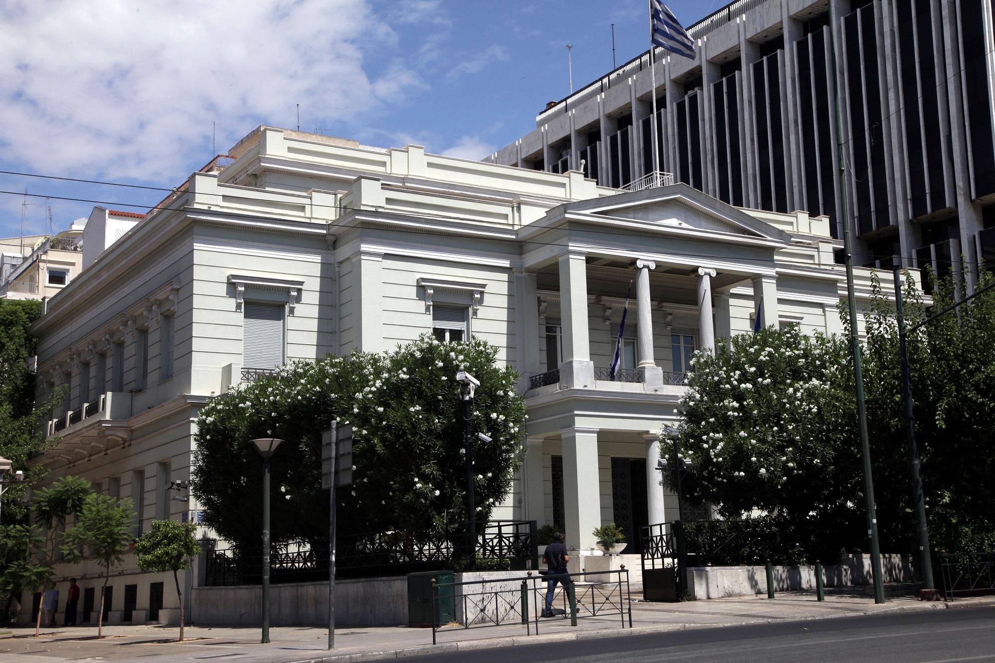 Στην Αθήνα τη Δευτέρα ο υπουργός Εσωτερικών Κύπρου Ν. Νουρής