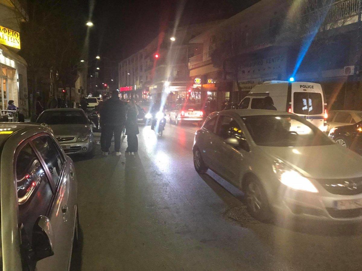 Στο Πανεπιστημιακό οδηγός μοτοσικλέτας μετά από τροχαίο στη Γεωργιάδου