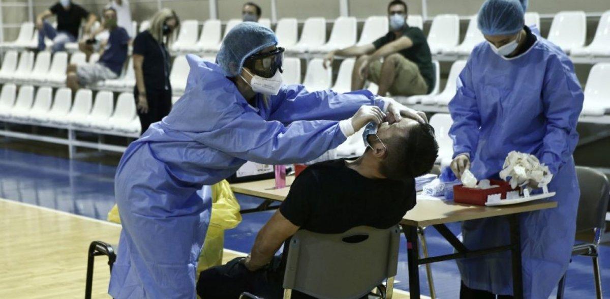 Τα αποτελέσματα των rapid tests στην Π.Ε Λάρισας