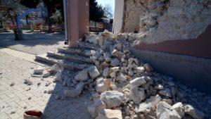 Τρίκαλα: Στο δήμο Φαρκαδόνας τα περισσότερα προβλήματα από το σεισμό – Που θα είναι κλειστά τα σχολεία