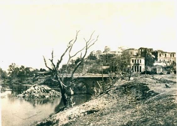 «Νοσταλγώντας την παλιά Λάρισα – Η ανατίναξη μιας γέφυρας»