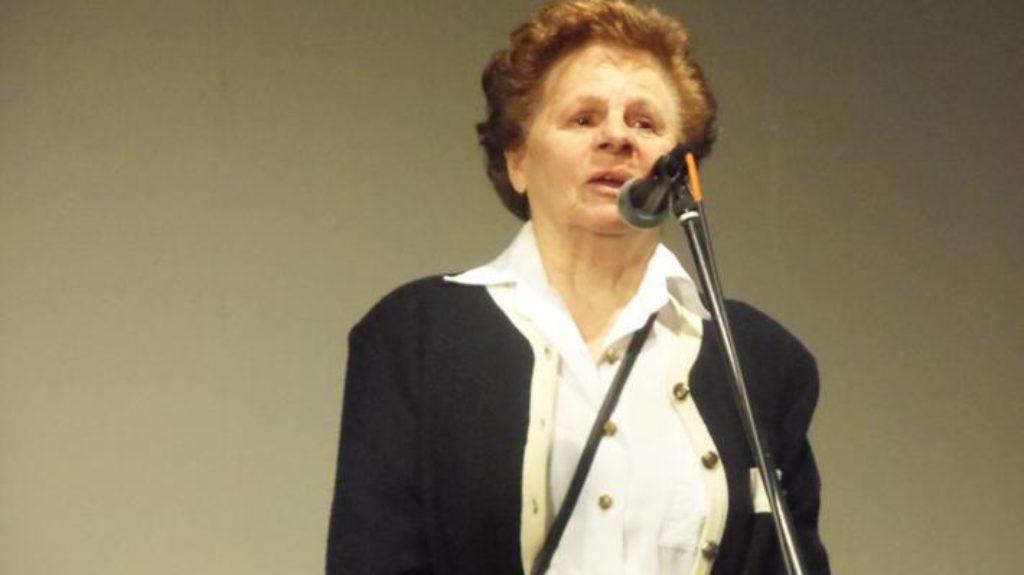 Η Ένωση Γυναικών Λάρισας αποχαιρετά τη συναγωνίστρια Ελένη Παχή