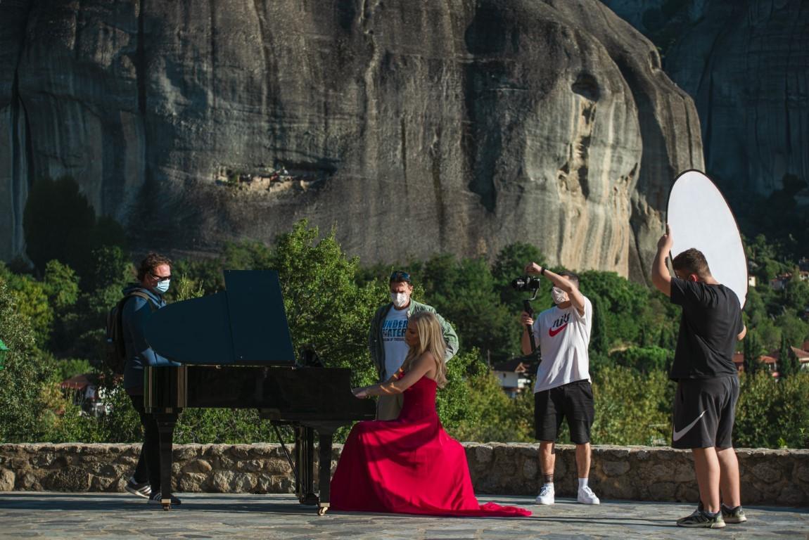 Σημαντική διάκριση για το βίντεο «Μετέωρα» Λαρισαίων δημιουργών σε παγκόσμιο διαγωνισμό
