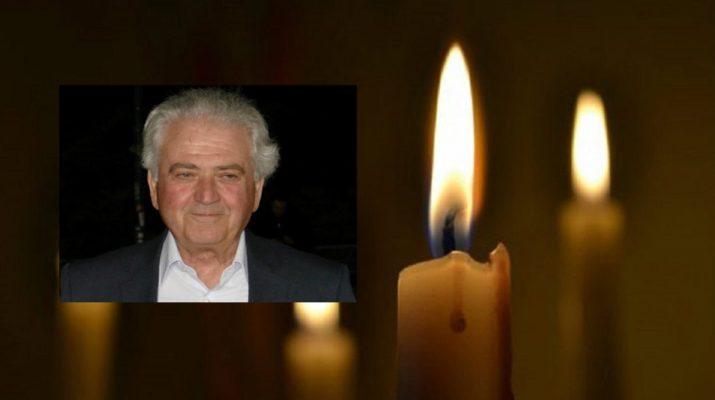 Έφυγε από τη ζωή ο πρώην αντιδήμαρχος Λαρισαίων Αλέξανδρος Μπατζανούλης