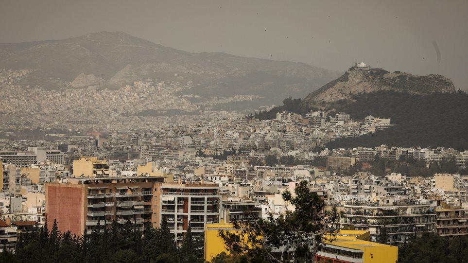 Καιρός: Σαββατοκύριακο με βροχές και αποπνικτική σκόνη από την Αφρική - Νέοι χάρτες