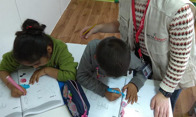 Συνήγορος του Πολίτη: Μόλις το 14,2% των προσφυγόπουλων φοιτά στα ελληνικά σχολεία