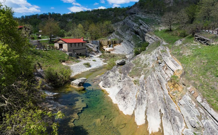 Το χωριό – στολίδι για τη Δυτική Μακεδονία