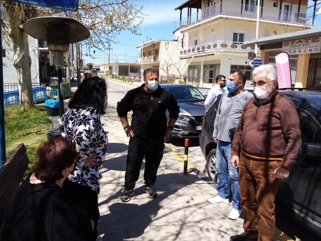 Γ. Ζαρλαδάνης: Άμεση εγκατάσταση 9 ακόμα οικίσκων για να τακτοποιηθούν οι Μεσοχωρίτες