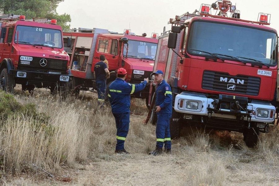 Ενισχύεται το Πυροσβεστικό Σώμα στη Θεσσαλία με 14 νέα οχήματα