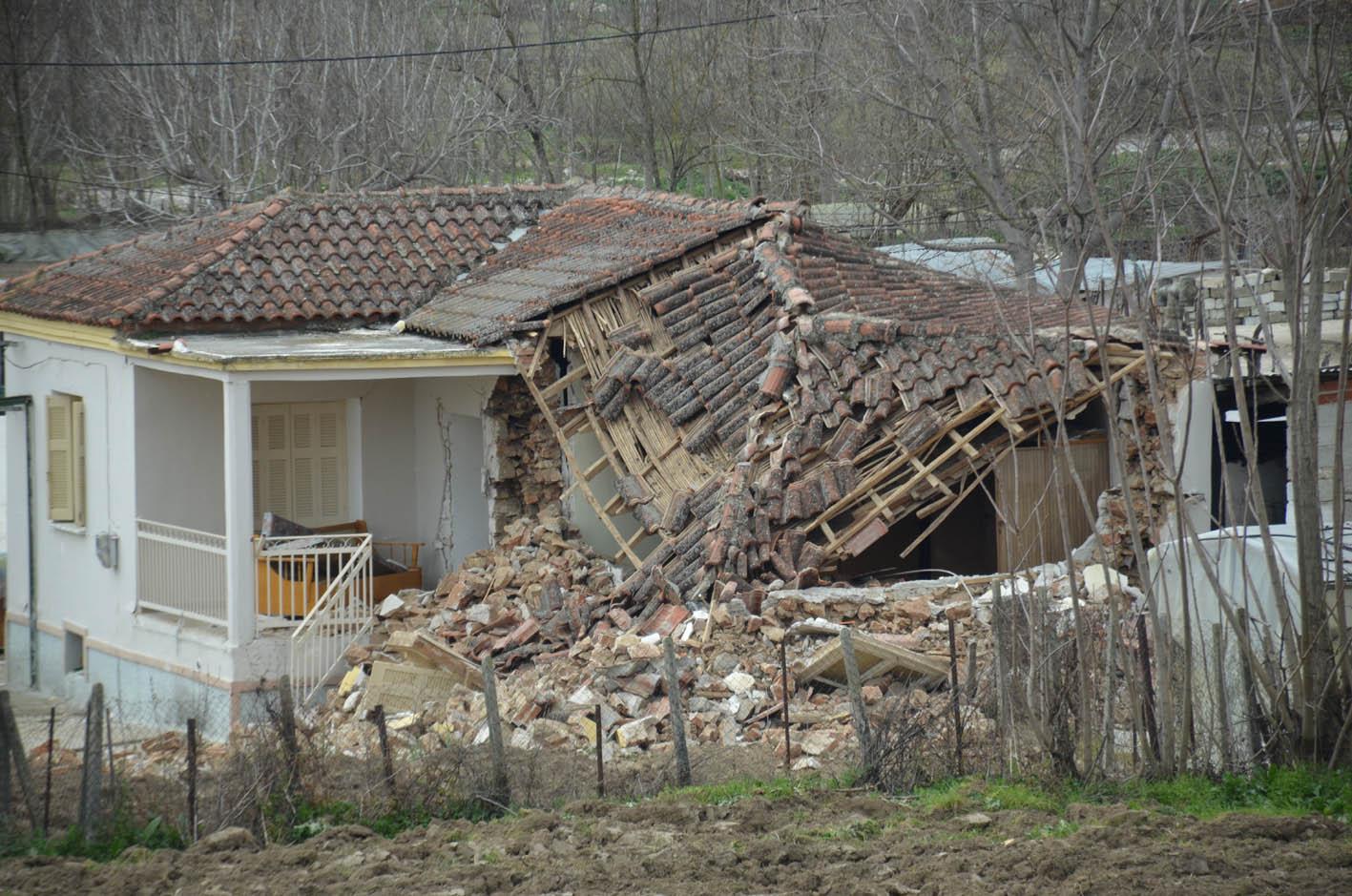 Ο καταστροφικός σεισμός της 3ης Μαρτίου στη Λάρισα «στο μικροσκόπιο» των επιστημόνων