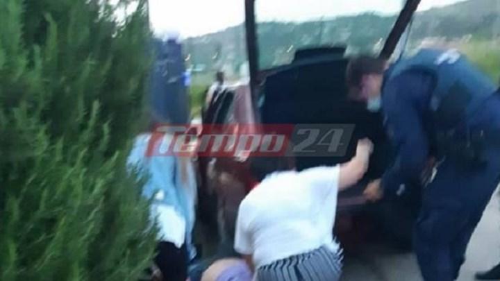 Στιγμές τρόμου για οδηγό ταξί - Στο νοσοκομείο έπειτα από ληστεία
