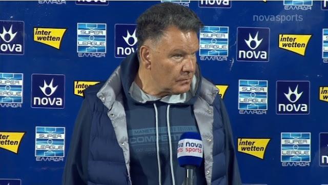 Κούγιας: «Έχω την πεποίθηση πως δεν είναι η τελευταία μας εμφάνιση στη σεζόν»