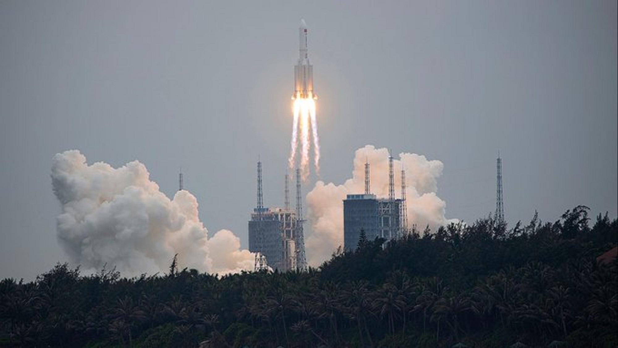ΝΟΤΑΜ: Θραύσματα κινεζικού πυραύλου αναμένονται από της Θεσσαλονίκη ως τη Ν. Ζηλανδία
