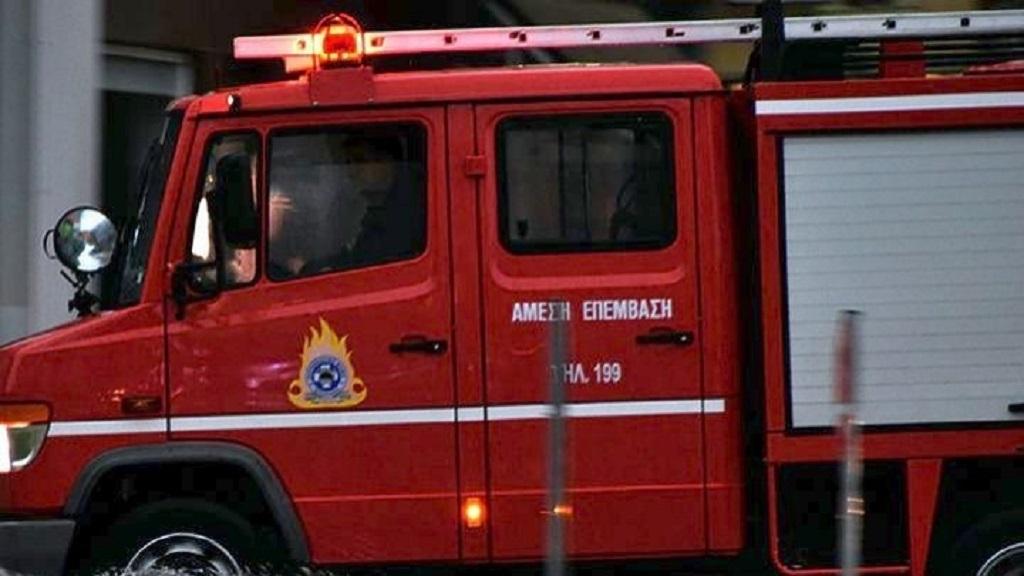 Πυρκαγιά σε κατάστημα στην Αργυρούπολη