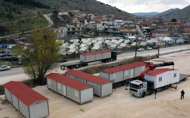 Δήμοι Τυρνάβου - Ελασσόνας: Εξαντλούνται τα χρήματα για τους σεισμοπαθείς