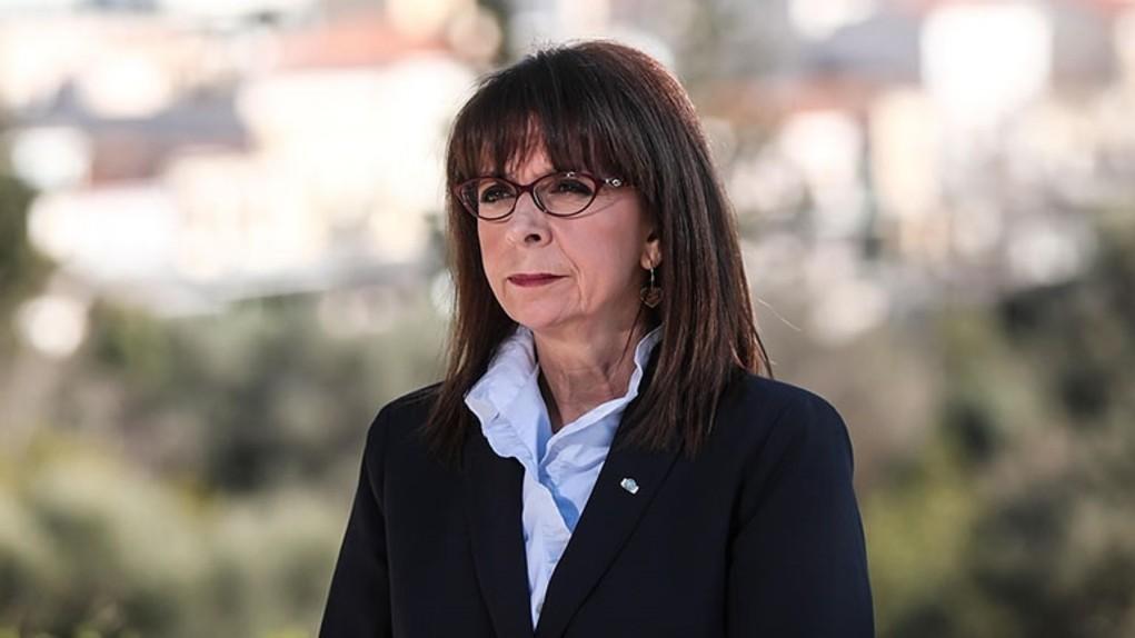 Στον Έβρο η Πρόεδρος της Δημοκρατίας Κ. Σακελλαροπούλου