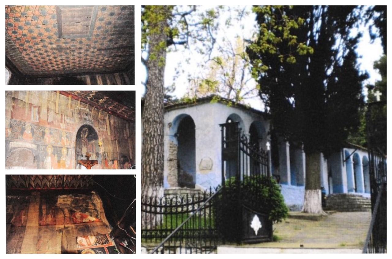 Τον Ιερό Ναό του Αγ. Γεωργίου στα Αμπελάκια αναδεικνύει η Περιφέρεια Θεσσαλίας