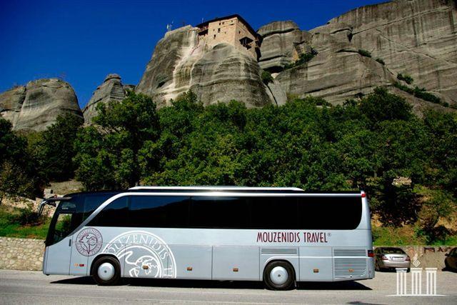 Πάγωσε την Καλαμπάκα το κανόνι της Mouzenidis Travel