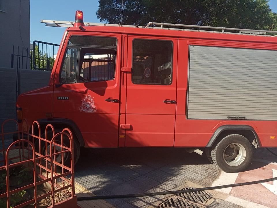 Λάρισα: Κινδύνεψε από φωτιά το εκκλησάκι του Αγίου Ελευθέριου στην Ιουστινιανού- άμεση η επέμβαση της Πυροσβεστικής (ΦΩΤΟ)