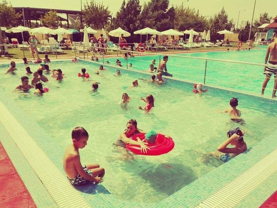 Λάρισα: Ανοίγει η Δημοτική πισίνα Νεάπολης
