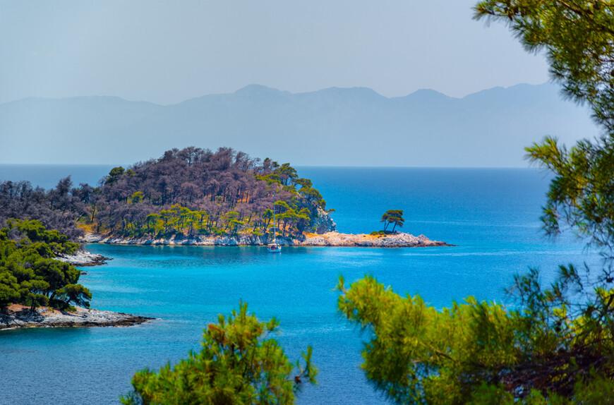 Η παραλία στη Θεσσαλία που δεν «μαραίνεται» ποτέ ΦΩΤΟ