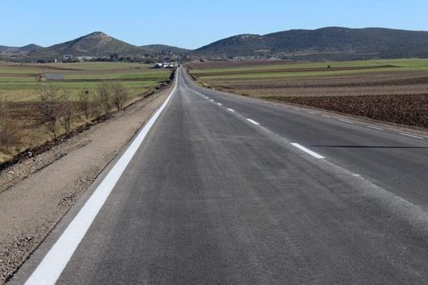 Στο ΕΣΠΑ Θεσσαλίας 2014 -2020 η μελέτη βελτίωσης της οδού Λάρισα - Φάρσαλα